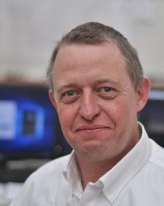 Portrait von Herrn Beyer der Geschäftsführer