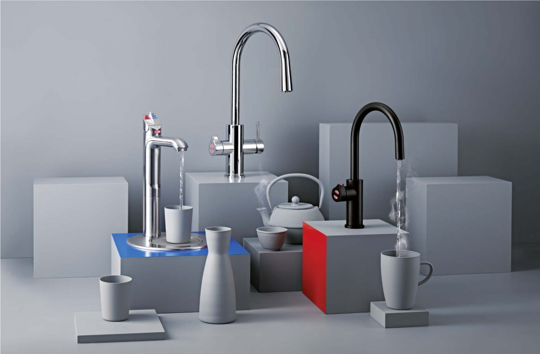 3 Modelle Zip Trinwassersysteme